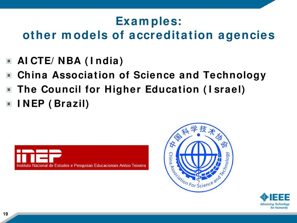 Association of Science and Technology The