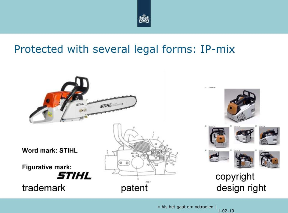 STIHL Figurative mark:
