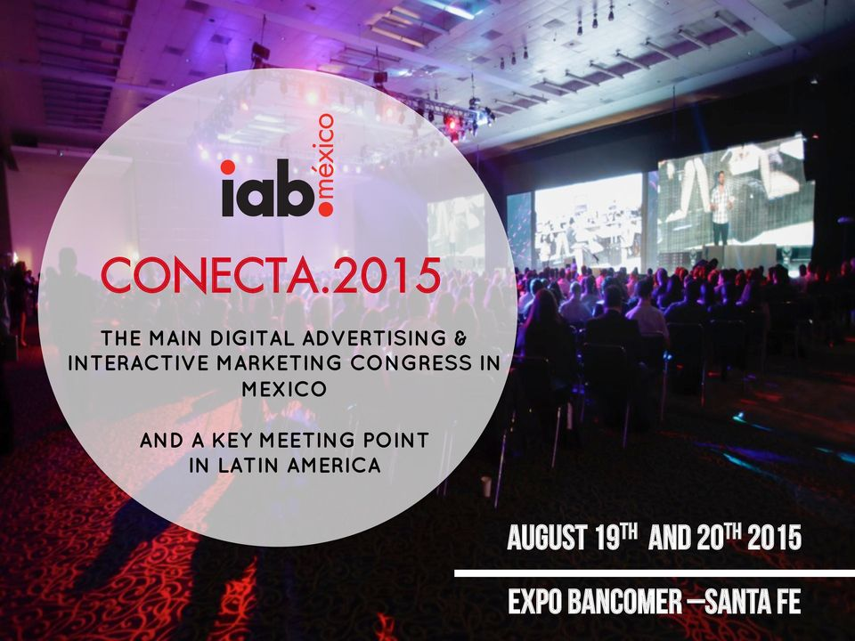 INTERACTIVE MARKETING CONGRESS IN MEXICO