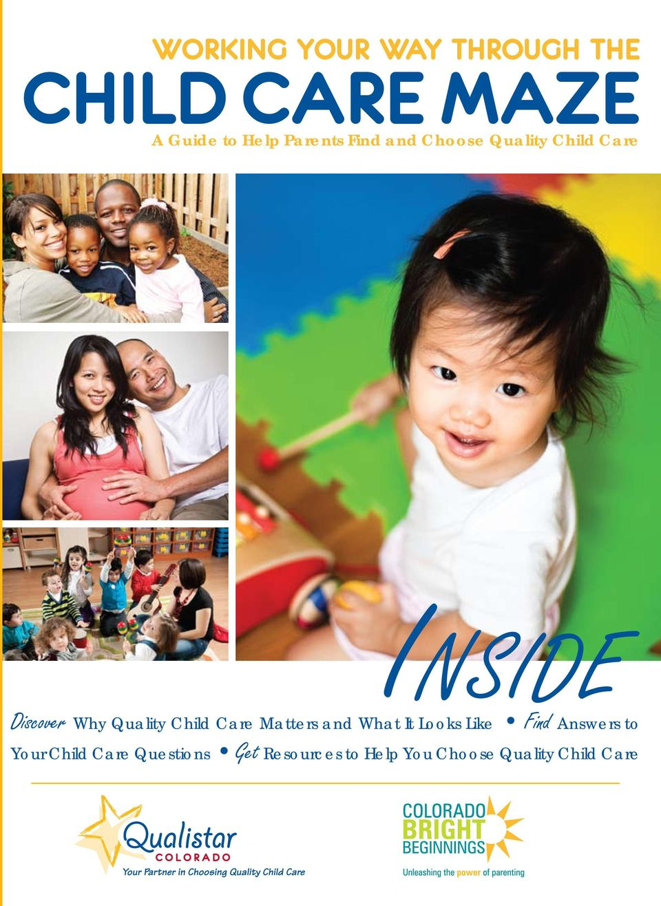 Quality Child Care Matters and What It Looks Like Find Answers to