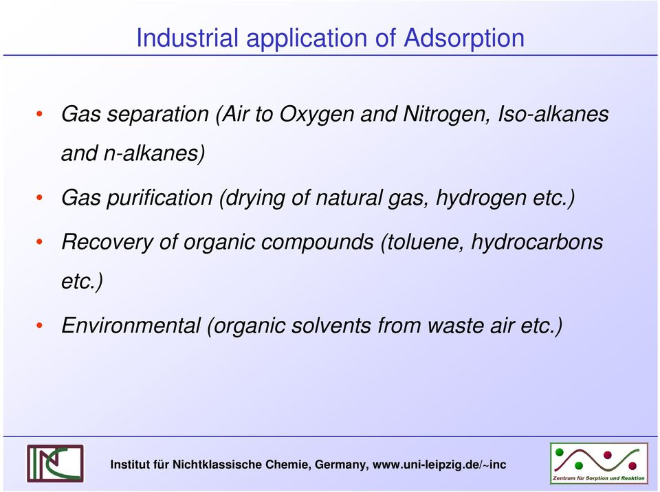 natural gas, hydrogen etc.