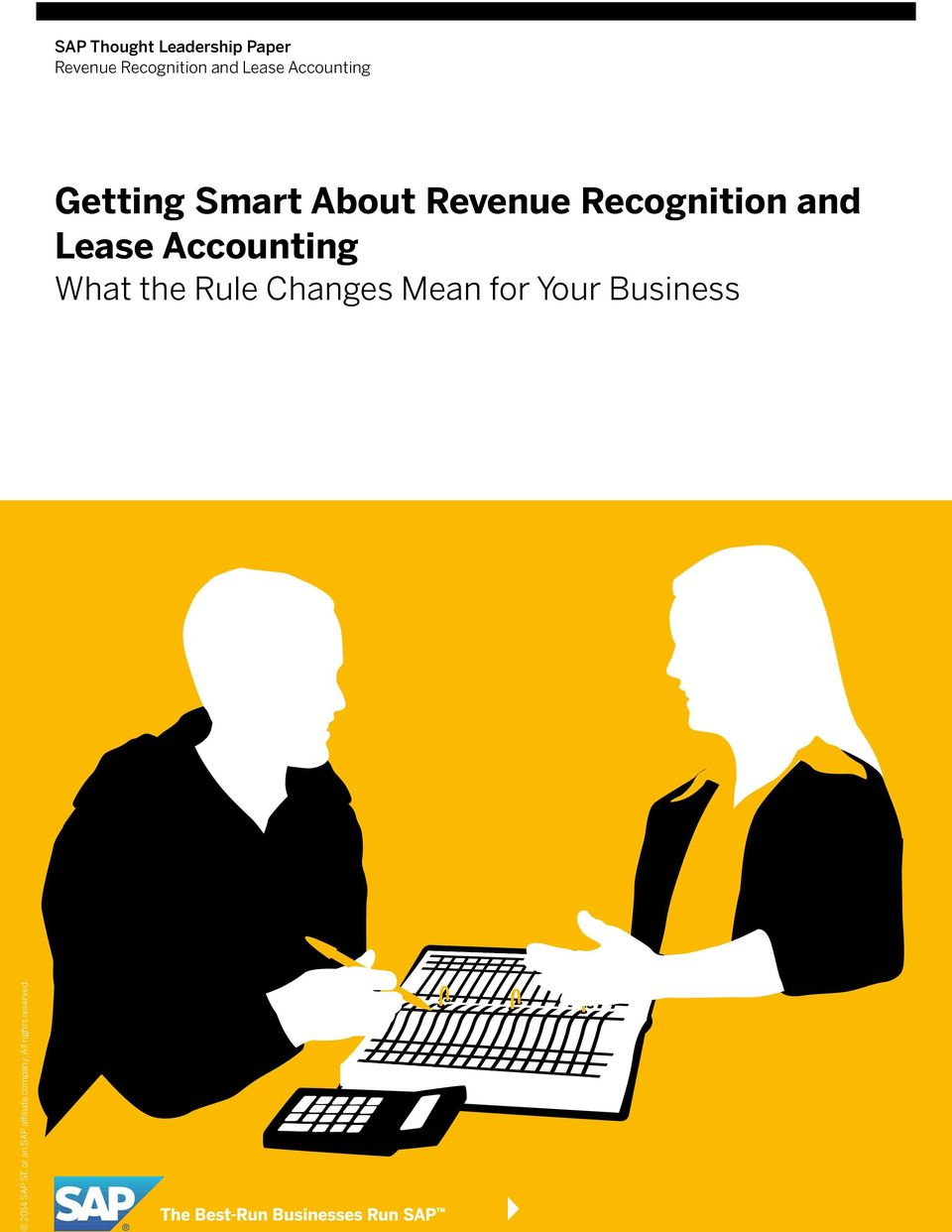Smart About Revenue Recognition and Lease