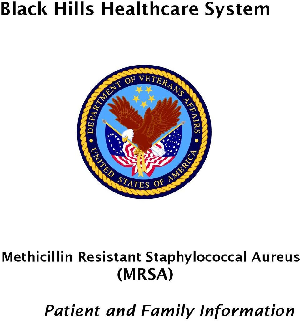 Resistant Staphylococcal