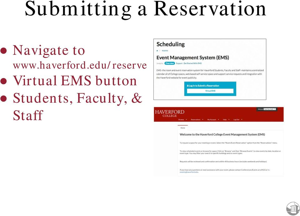edu/reserve Virtual EMS