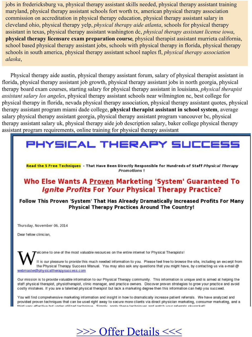 therapy assistant in texas, physical therapy assistant washington dc, physical therapy assistant license iowa, physical therapy licensure exam preparation course, physical therapist assistant
