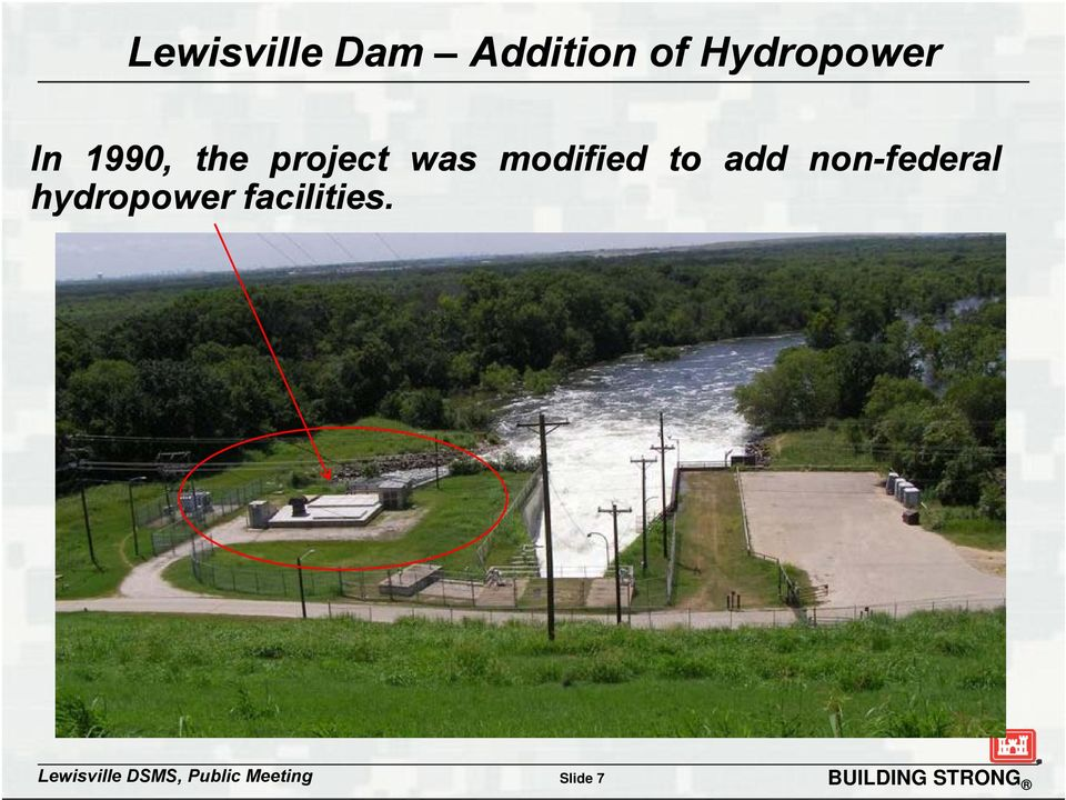 add non-federal hydropower facilities.