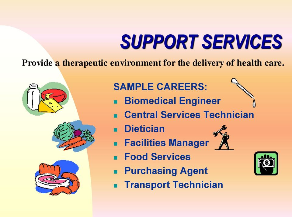 Biomedical Engineer Central Services Technician