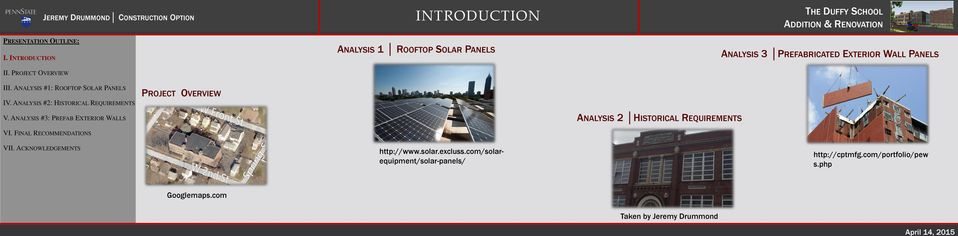 ANALYSIS 2 HISTORICAL REQUIREMENTS http://www.solar.excluss.