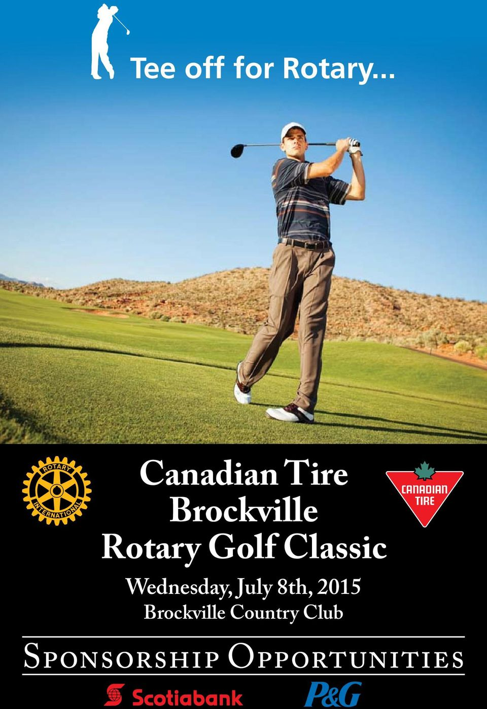 Golf Classic Wednesday, July 8th,