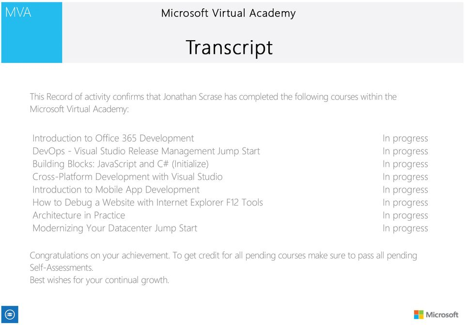 Visual Studio Introduction to Mobile App Development How to Debug a Website with