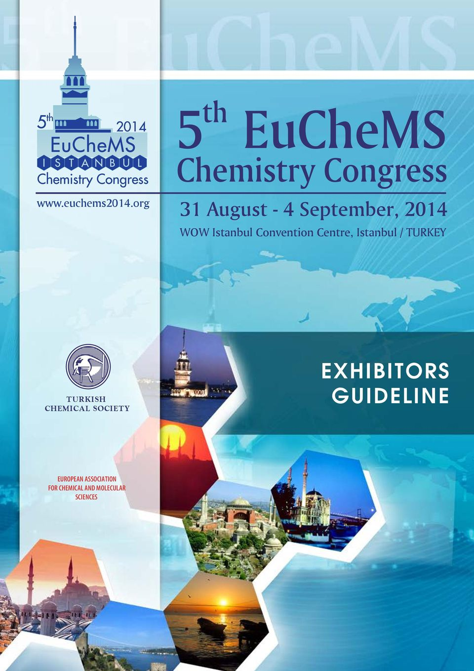 CHEMICAL SOCIETY EXHIBITORS GUIDELINE