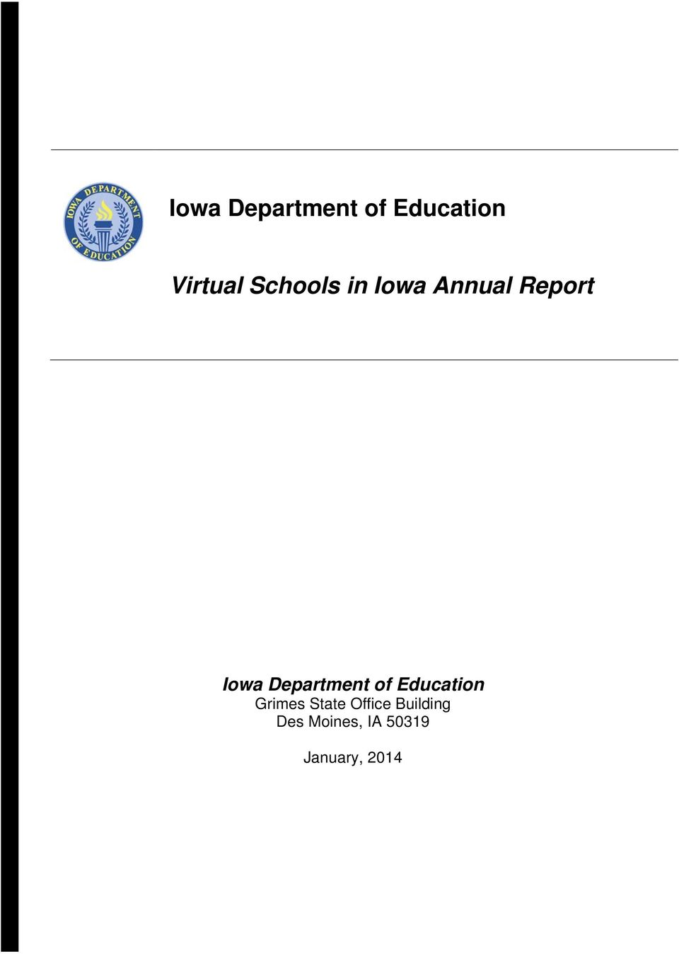 Department of Education Grimes State