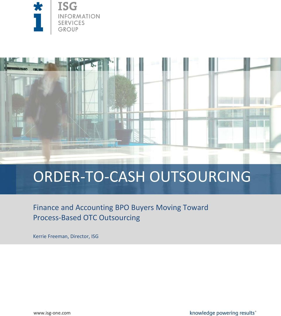 Process-Based OTC Outsourcing Kerrie