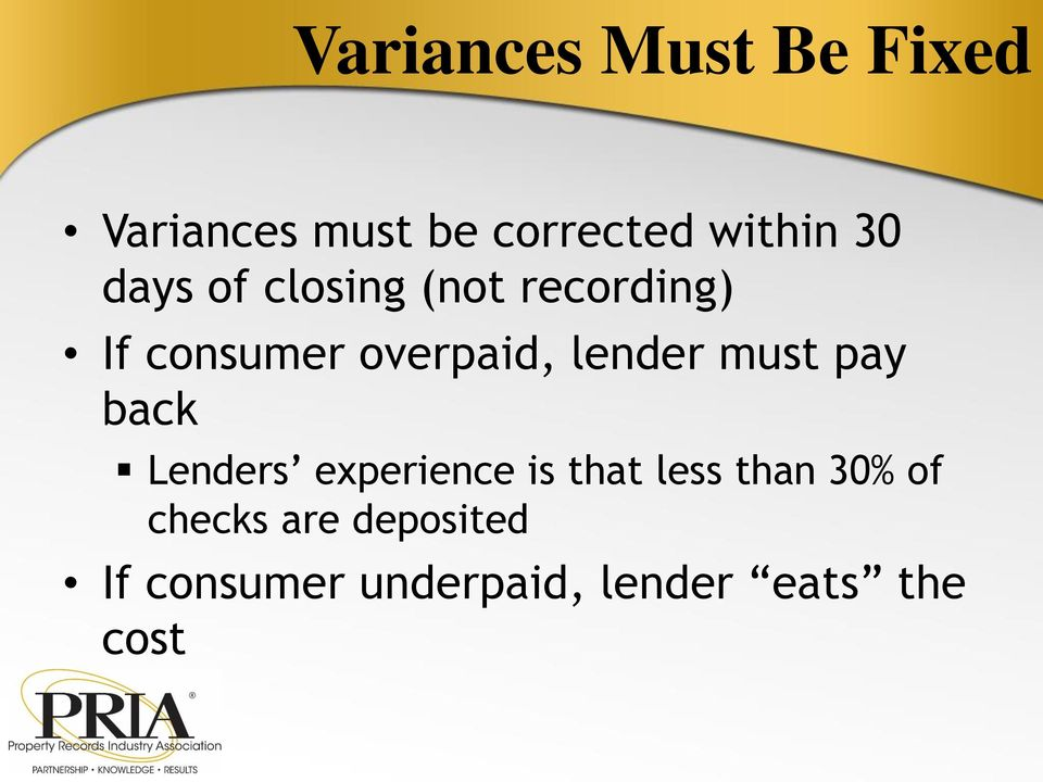 must pay back Lenders experience is that less than 30% of