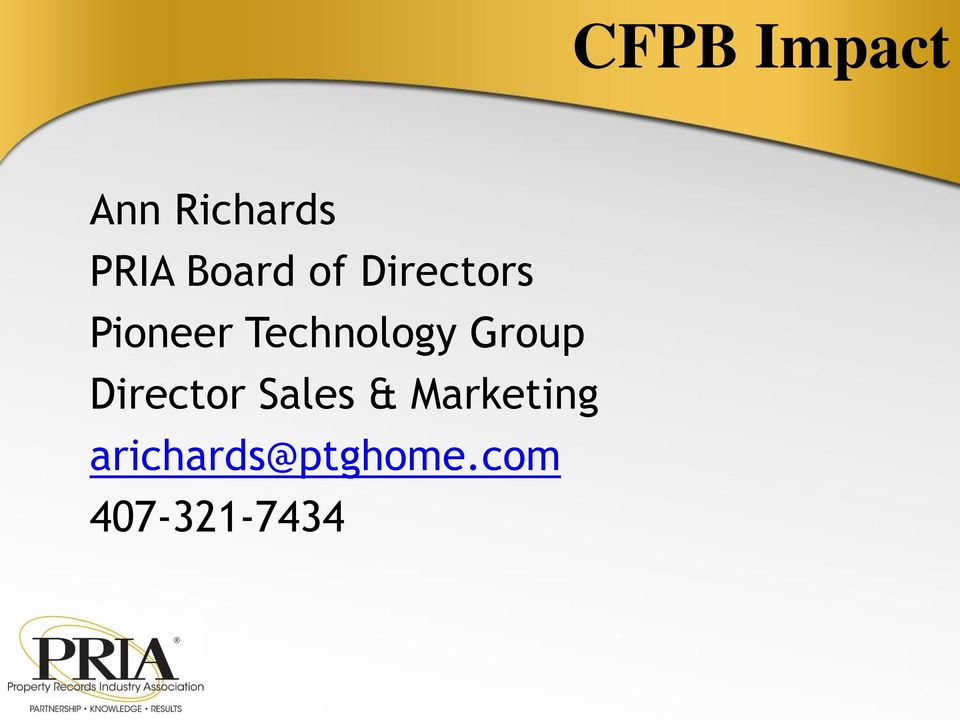 Technology Group Director Sales &