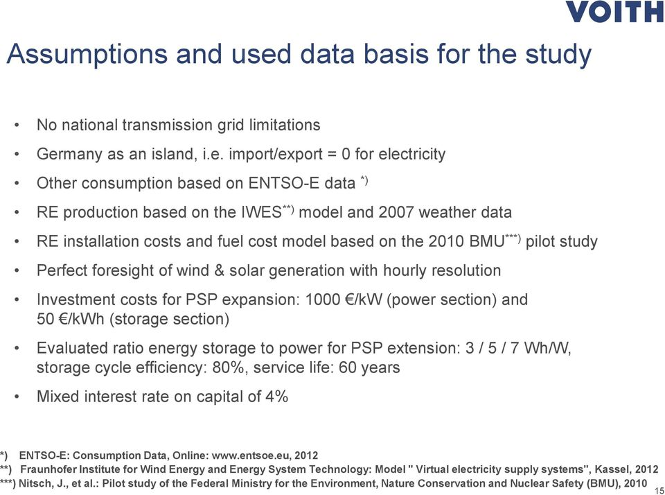 study No national transmission grid limitations Ger