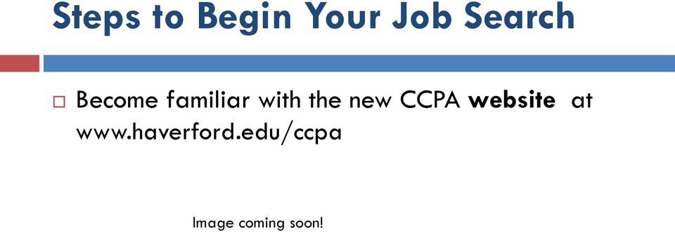 the new CCPA website at www.