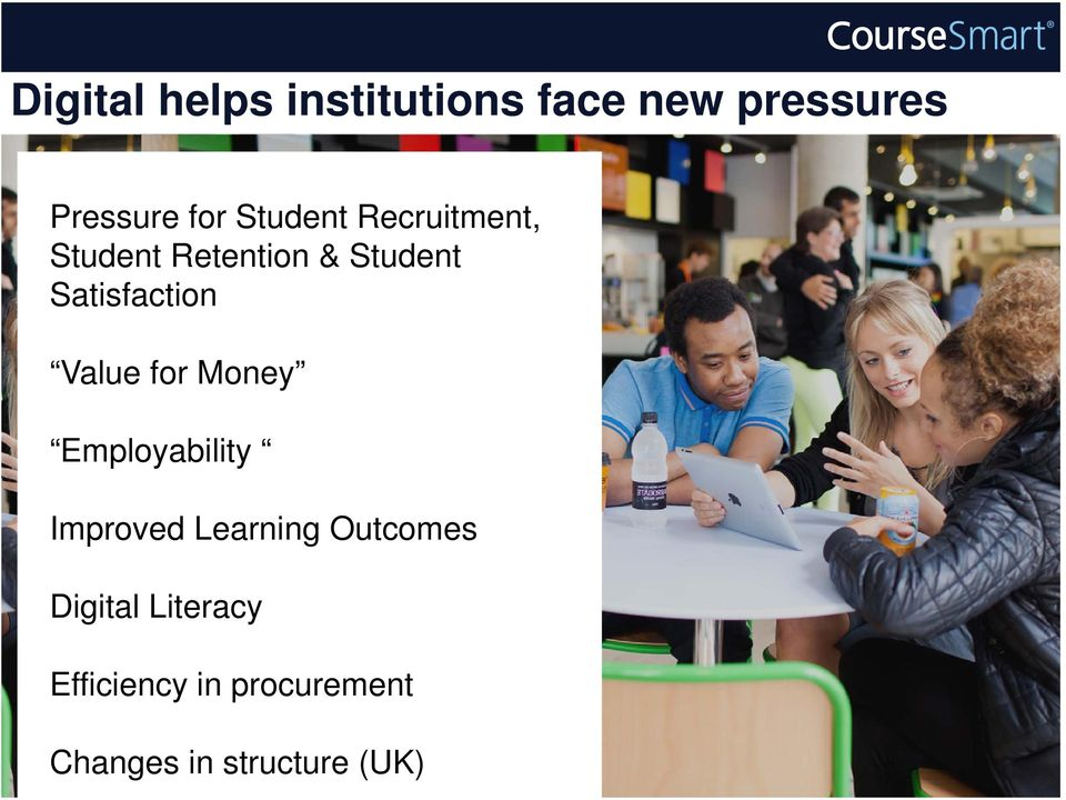 Value for Money Employability Improved Learning Outcomes