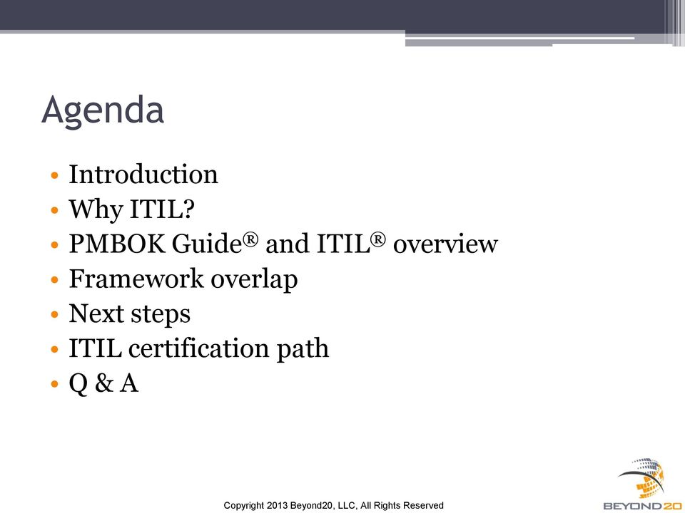 A Project Manager S Guide To Itil Pdf
