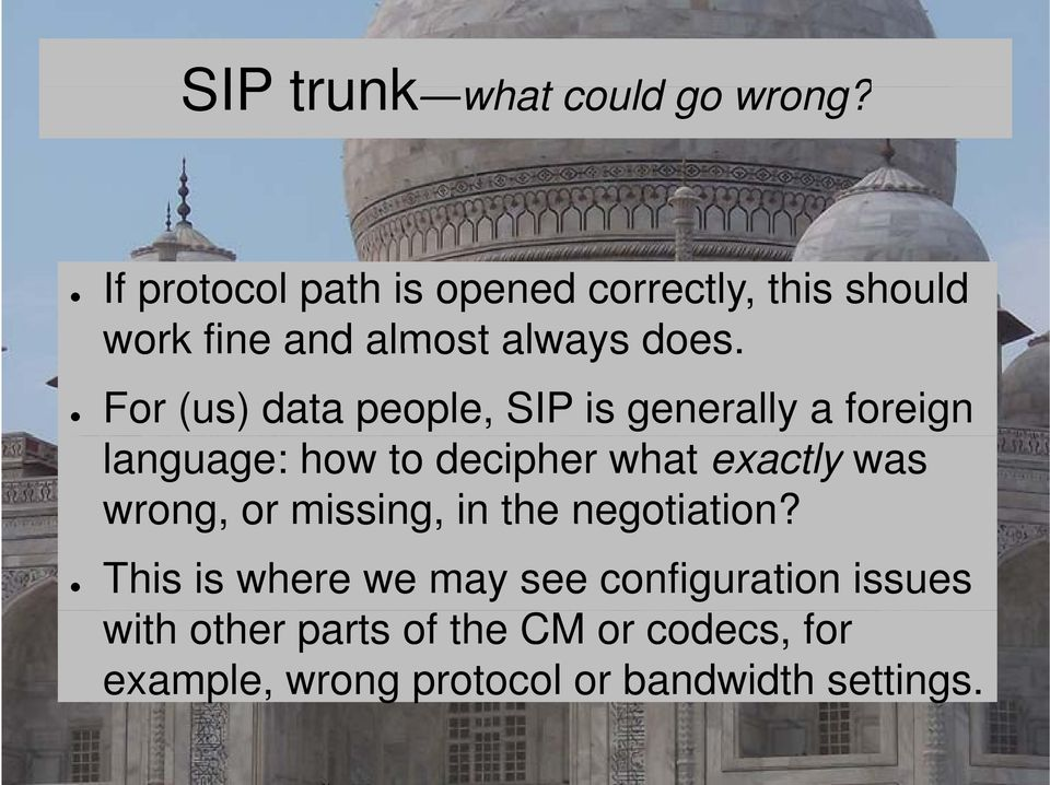 For (us) data people, SIP is generally a foreign language: how to decipher what exactly was