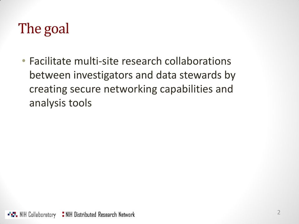 and data stewards by creating secure
