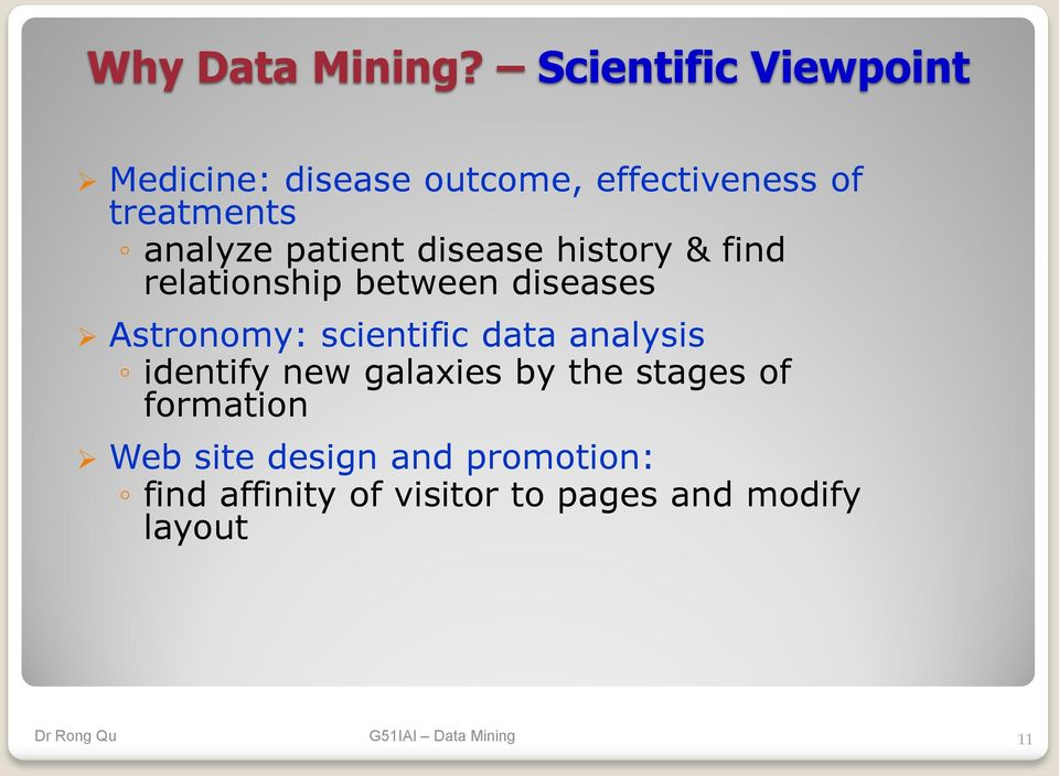 analyze patient disease history & find relationship between diseases Astronomy: