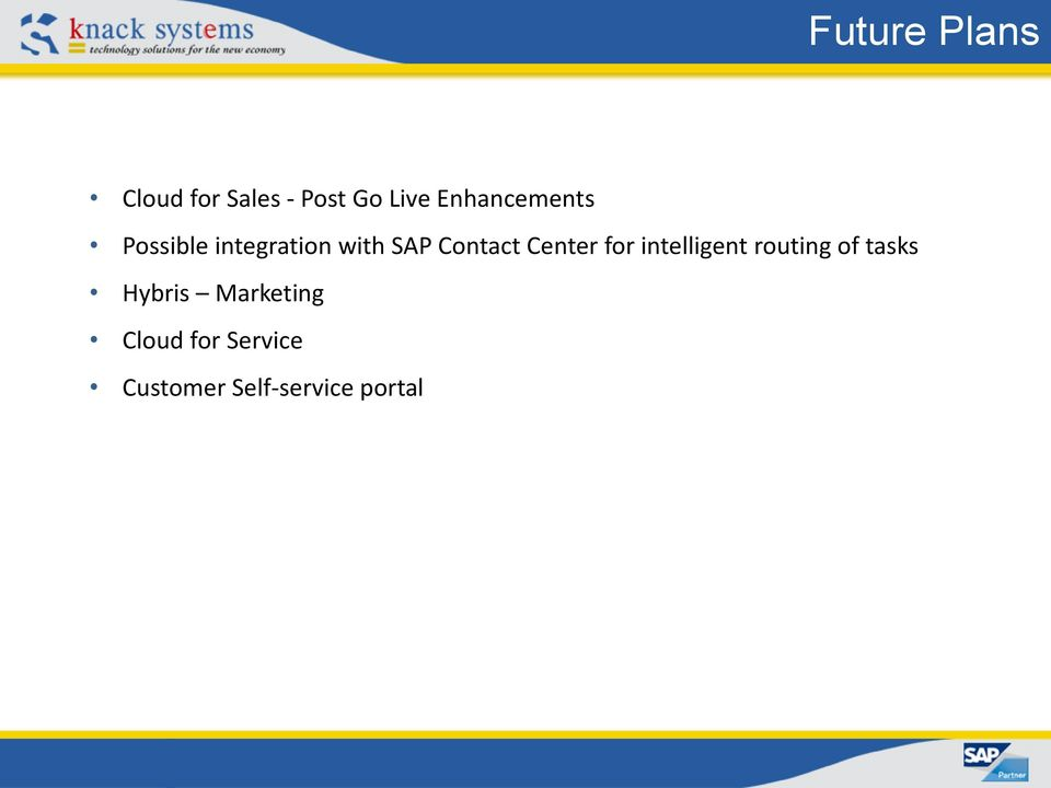 Contact Center for intelligent routing of tasks