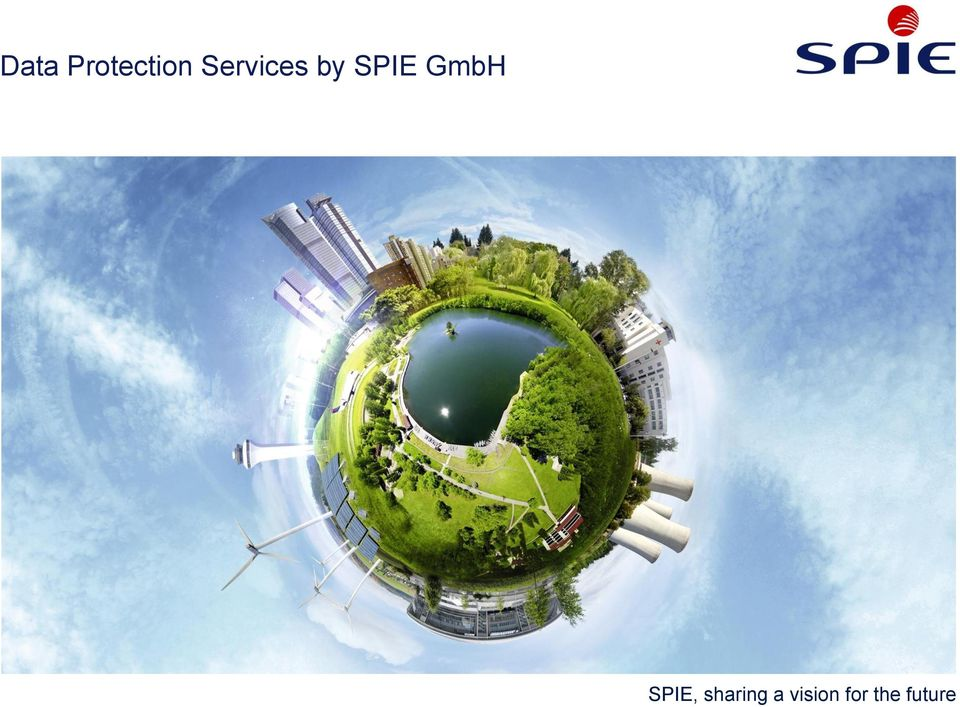 GmbH SPIE, sharing