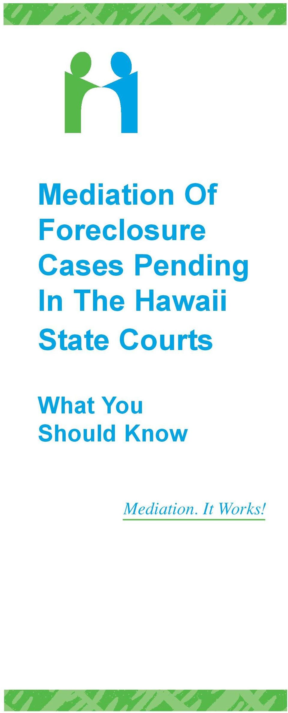 Hawaii State Courts What