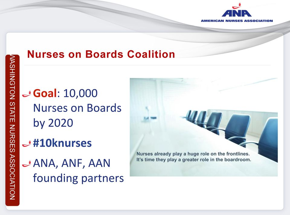 Boards by 2020 #10knurses