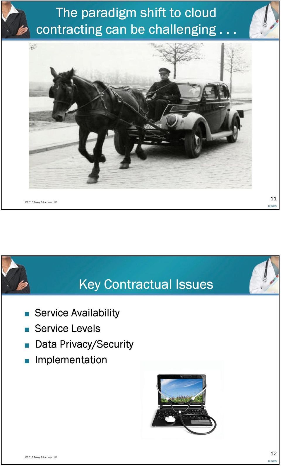 .. 11 Key Contractual Issues Service