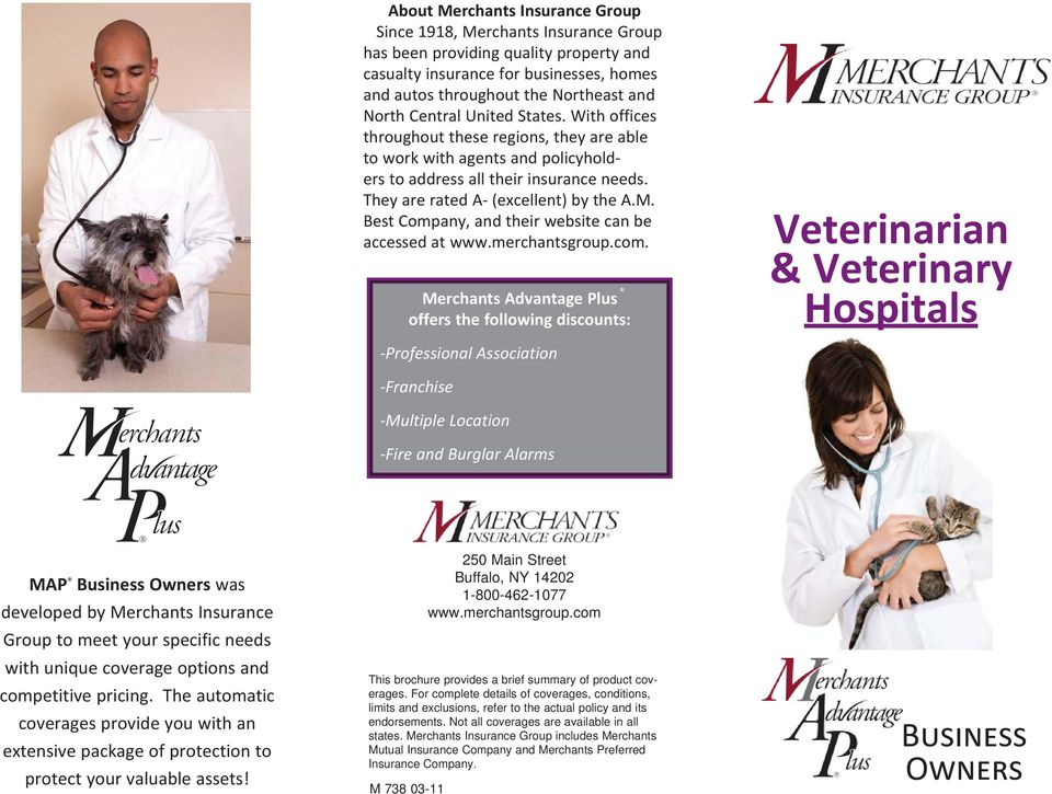 Best Company, and their website can be accessed at www.merchantsgroup.com.