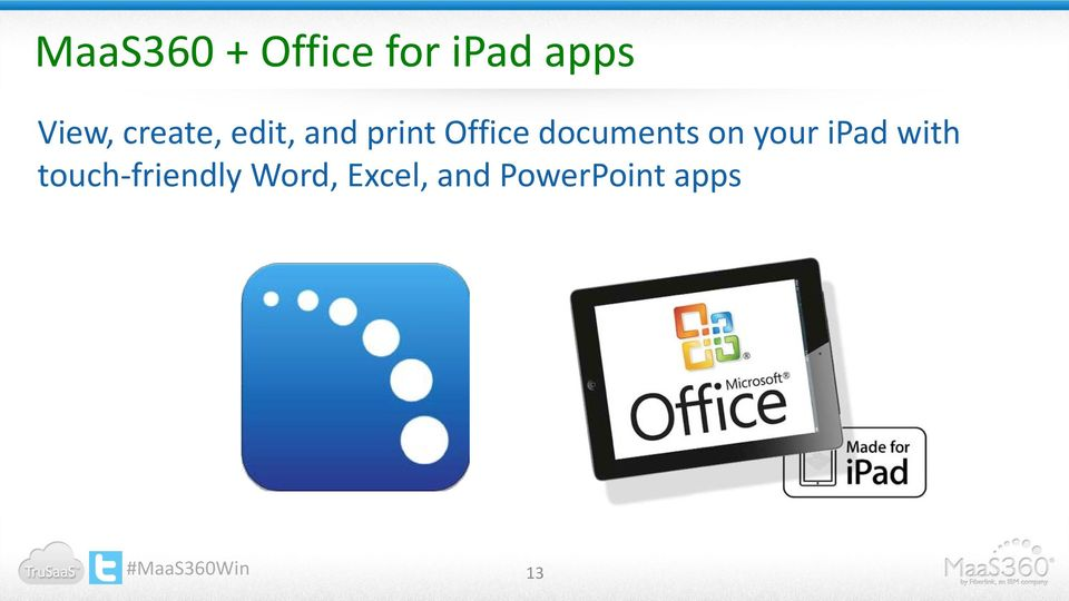 documents on your ipad with