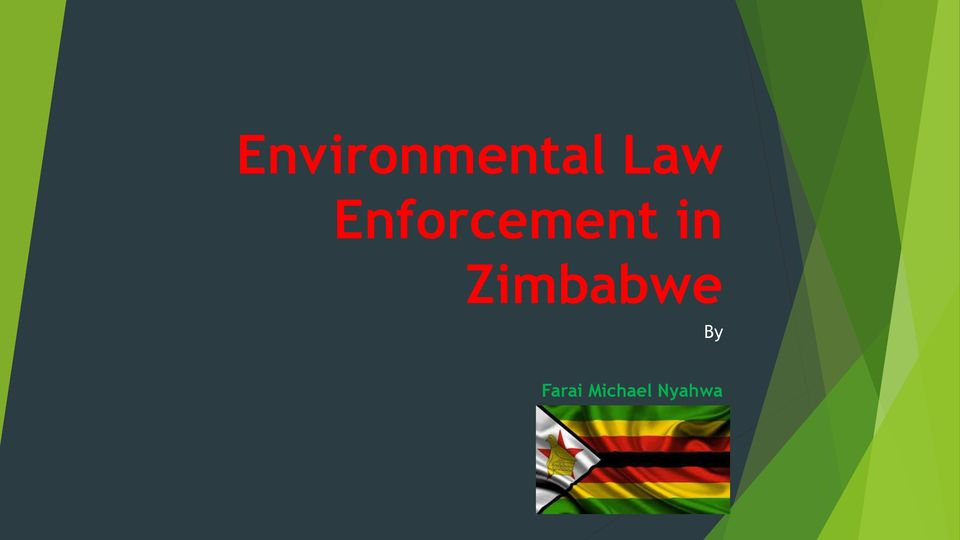 in Zimbabwe By