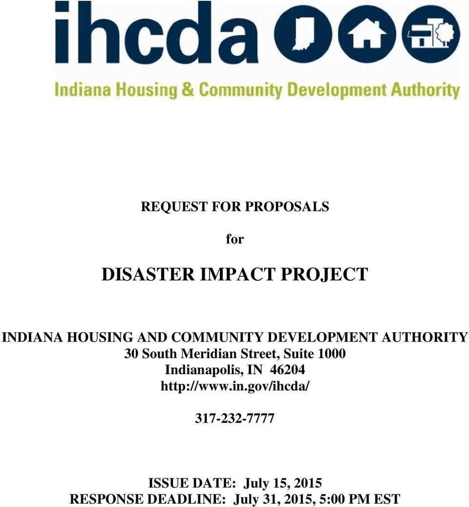 1000 Indianapolis, IN 46204 http://www.in.