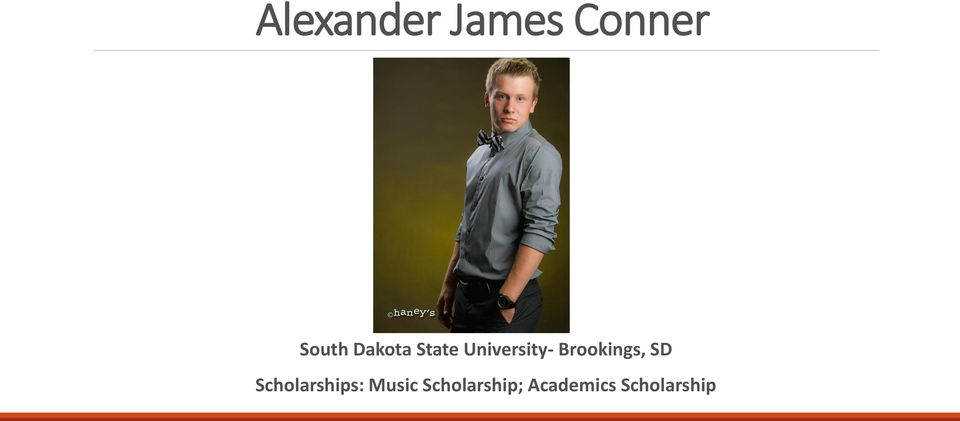 Brookings, SD Scholarships: