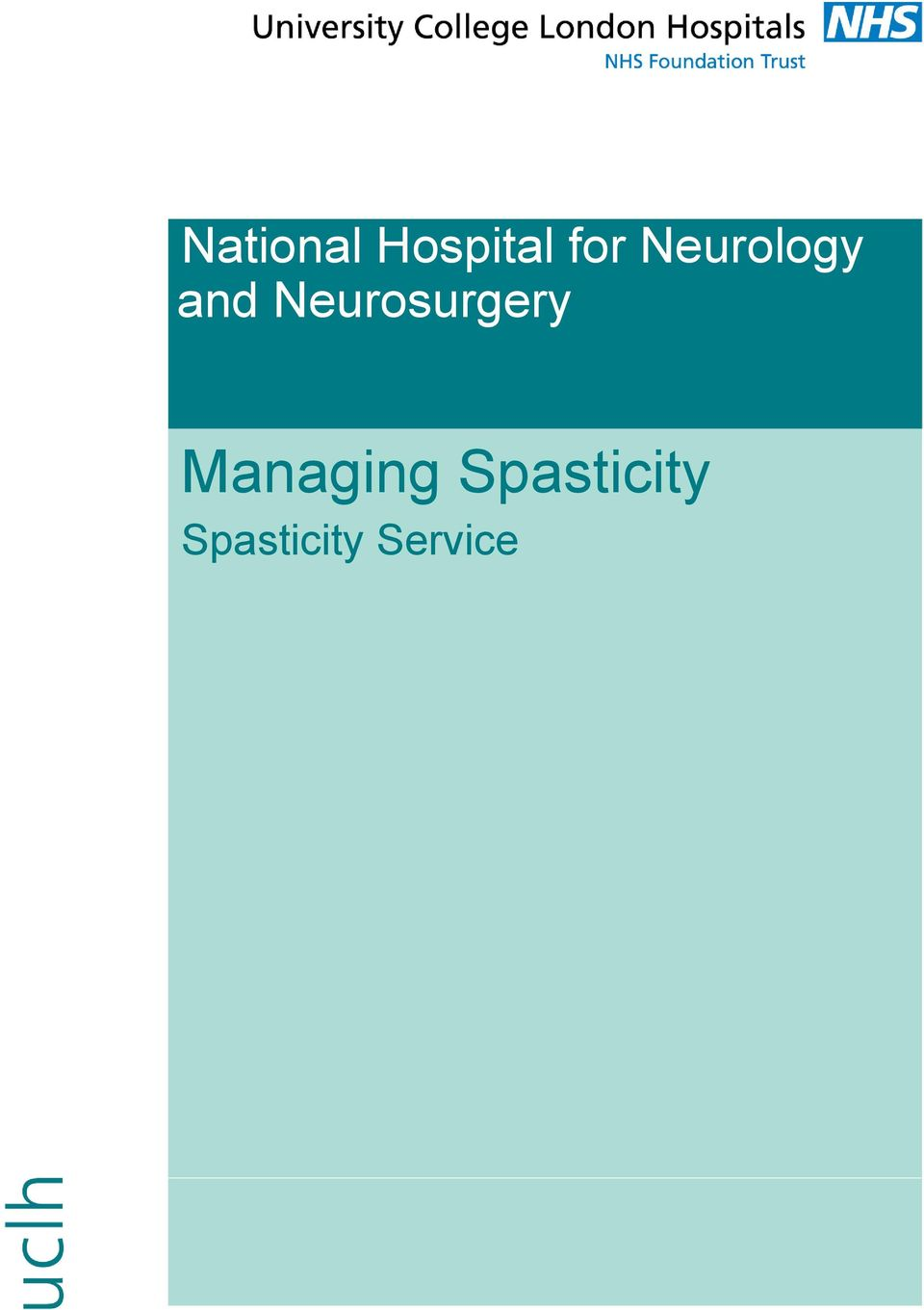 Neurosurgery Managing