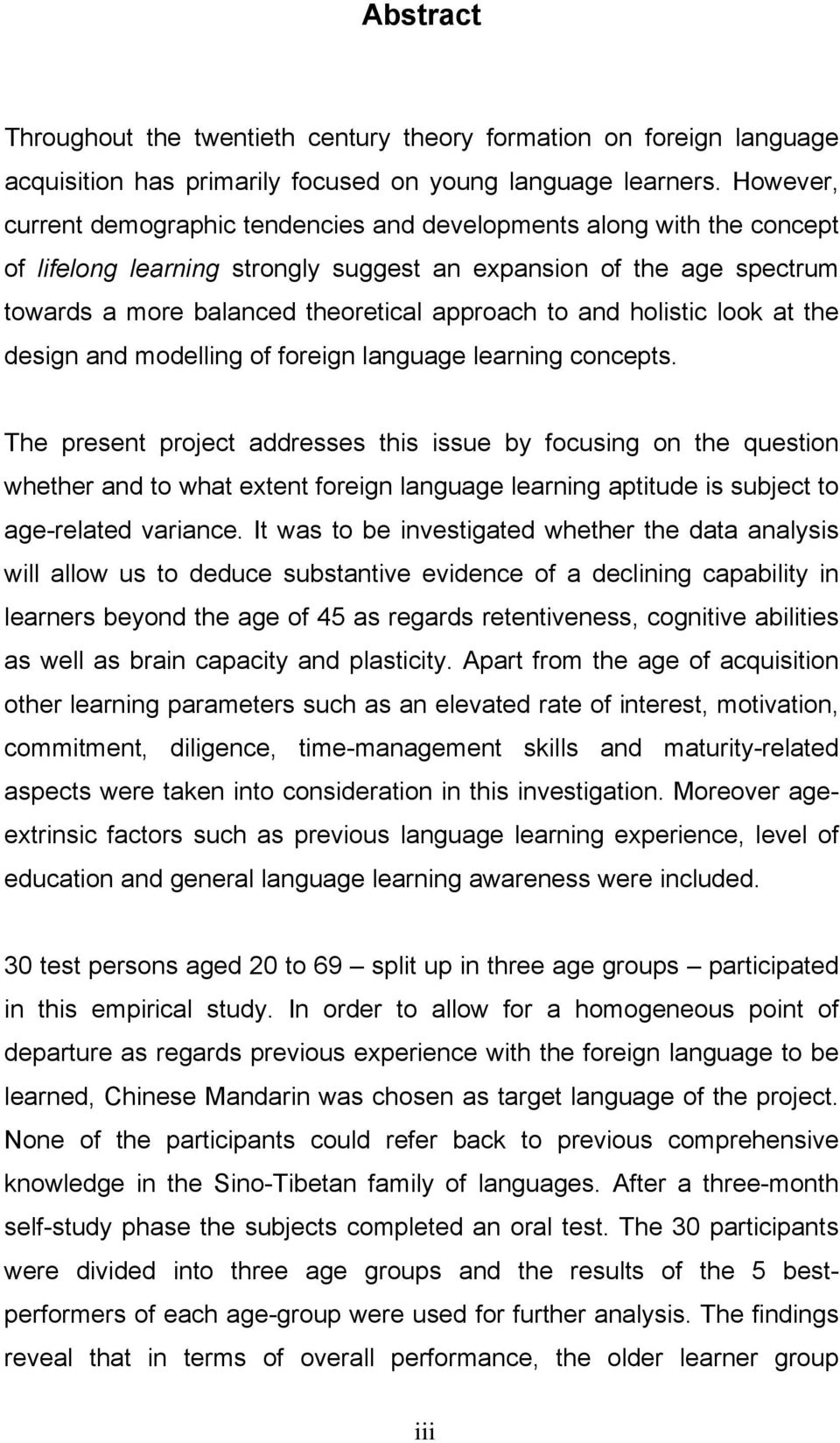 and holistic look at the design and modelling of foreign language learning concepts.