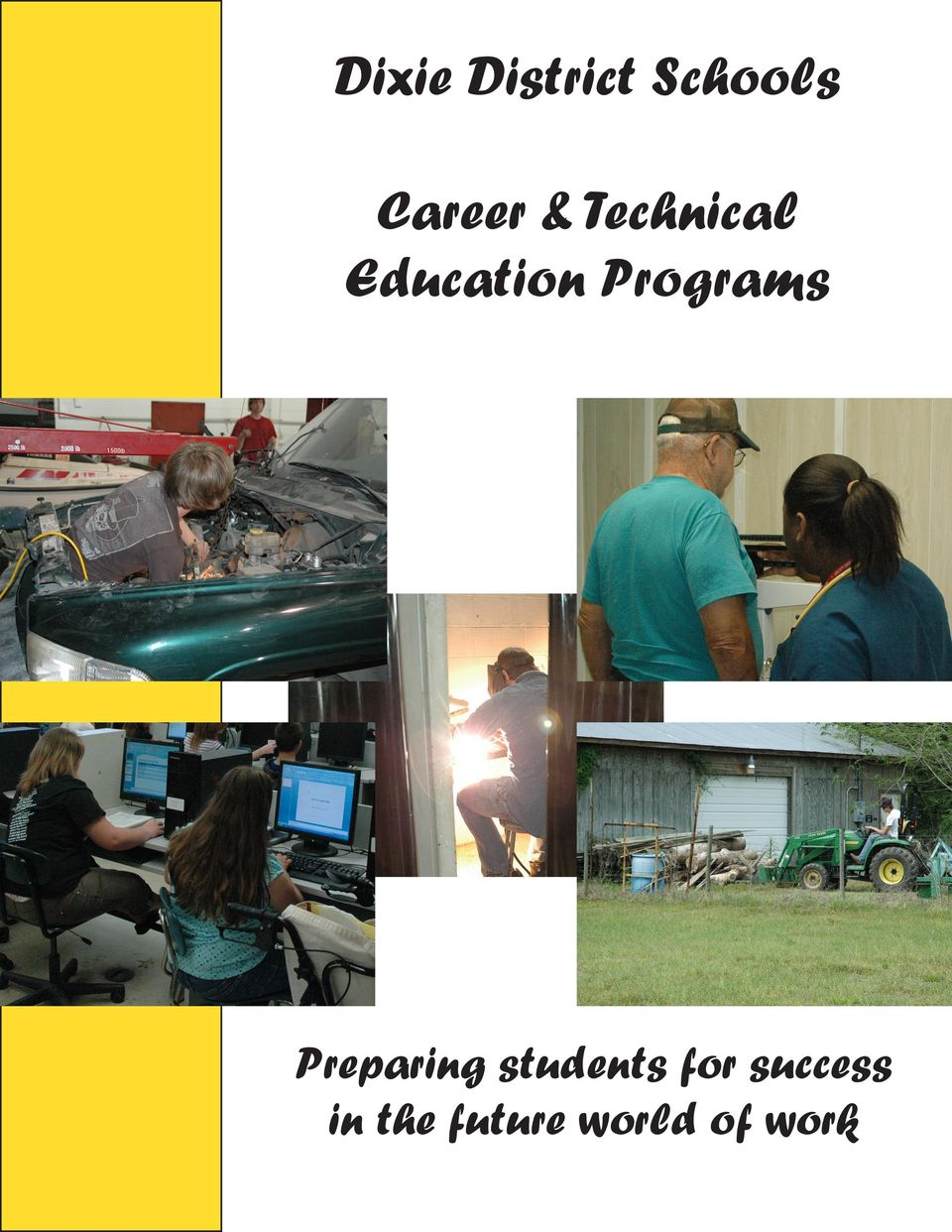 Programs Preparing students
