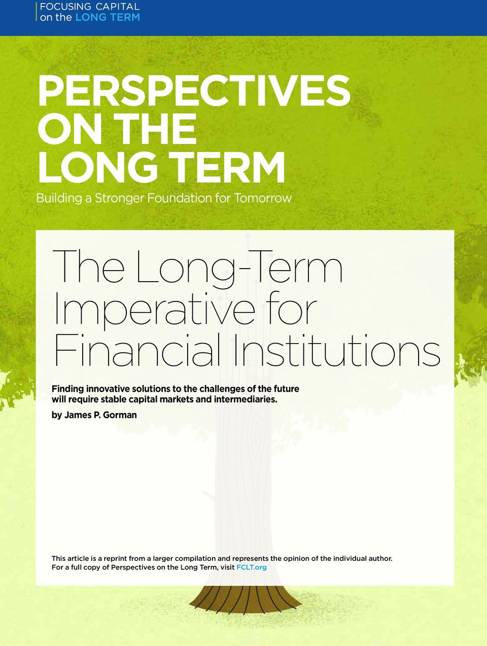 capital markets and intermediaries. by James P.