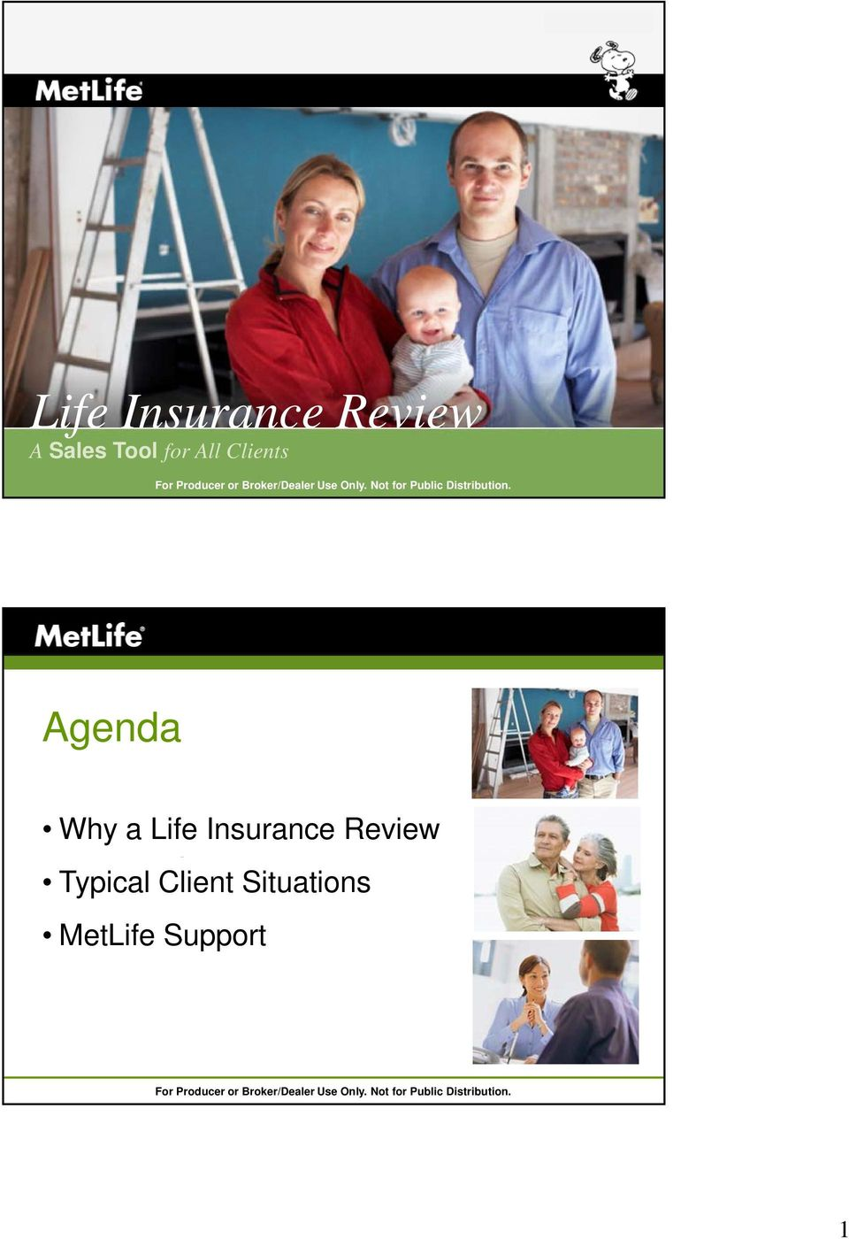 a Life Insurance Review Typical