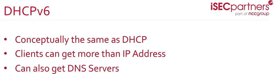get more than IP Address