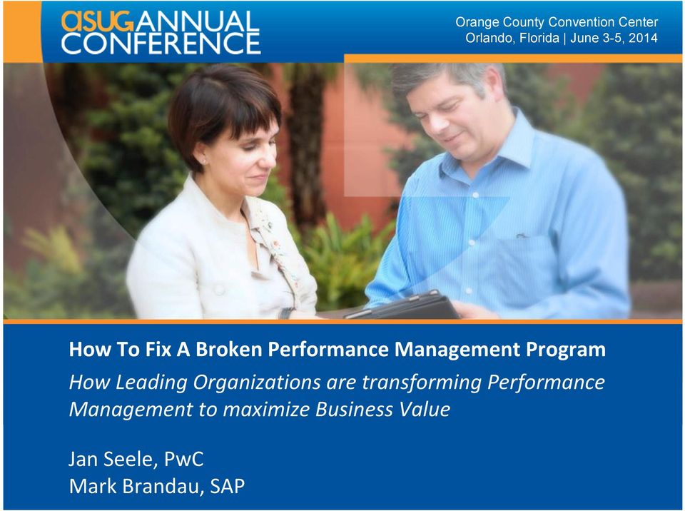 Leading Organizations are transforming Performance