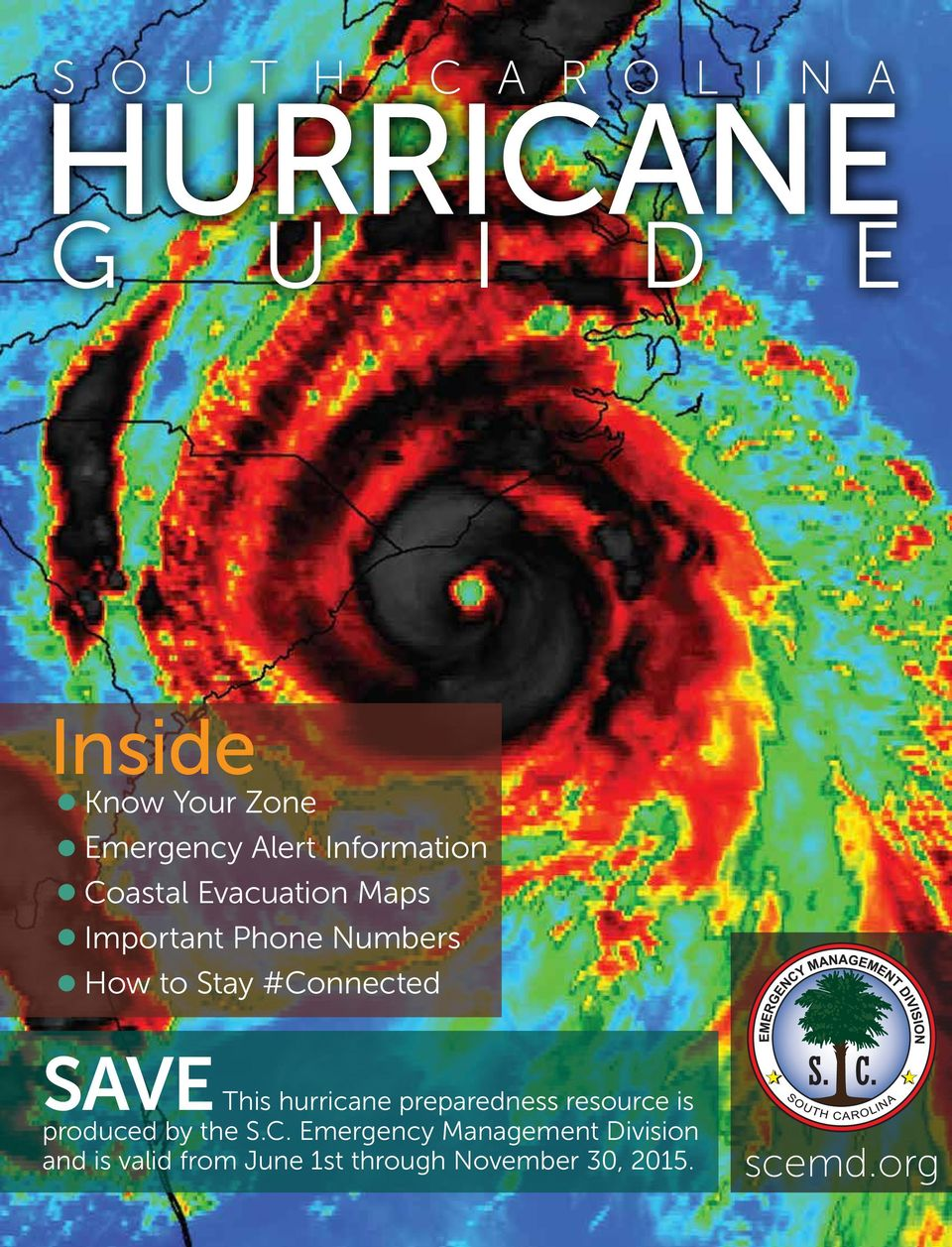 hurricane preparedness resource is produced by the S.C.