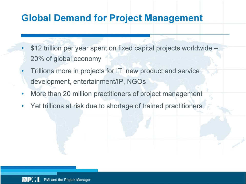 product and service development, entertainment/ip, NGOs More than 20 million