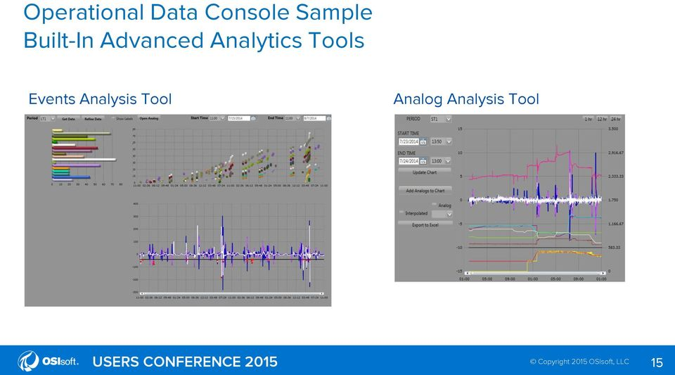 Analytics Tools Events