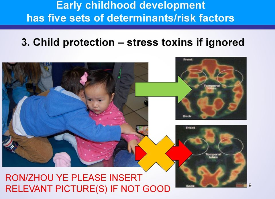 Child protection stress toxins if ignored
