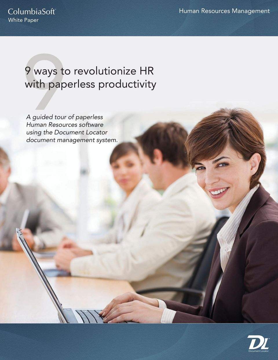 guided tour of paperless Human Resources