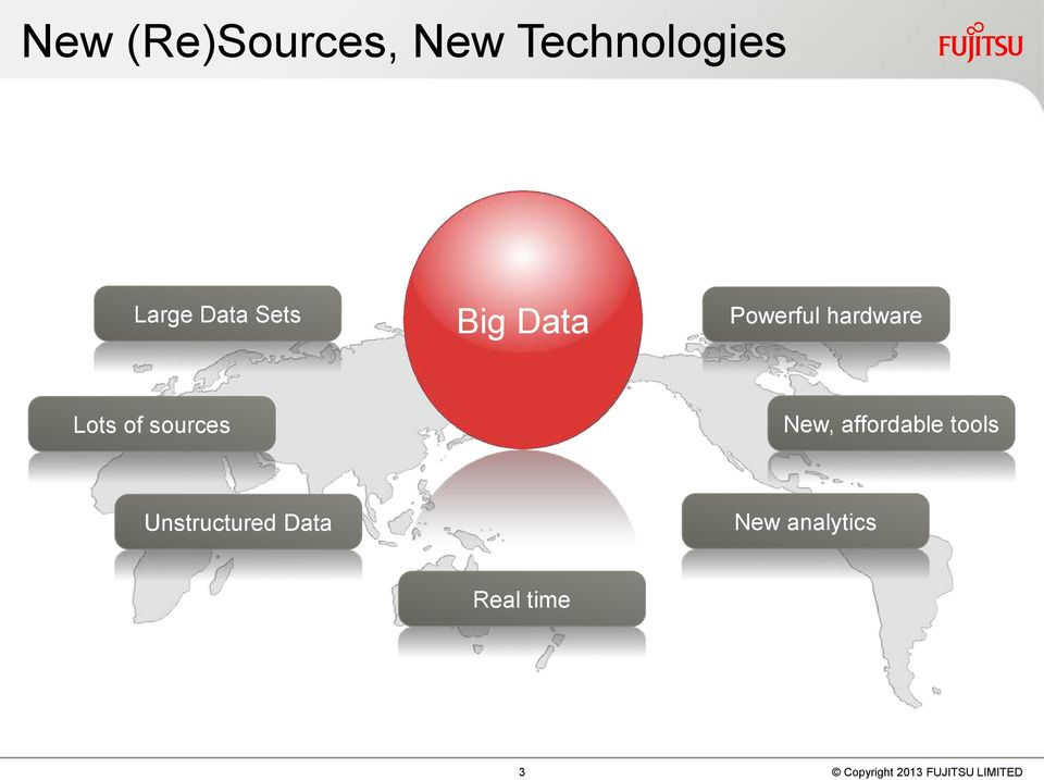 New, affordable tools Unstructured Data New
