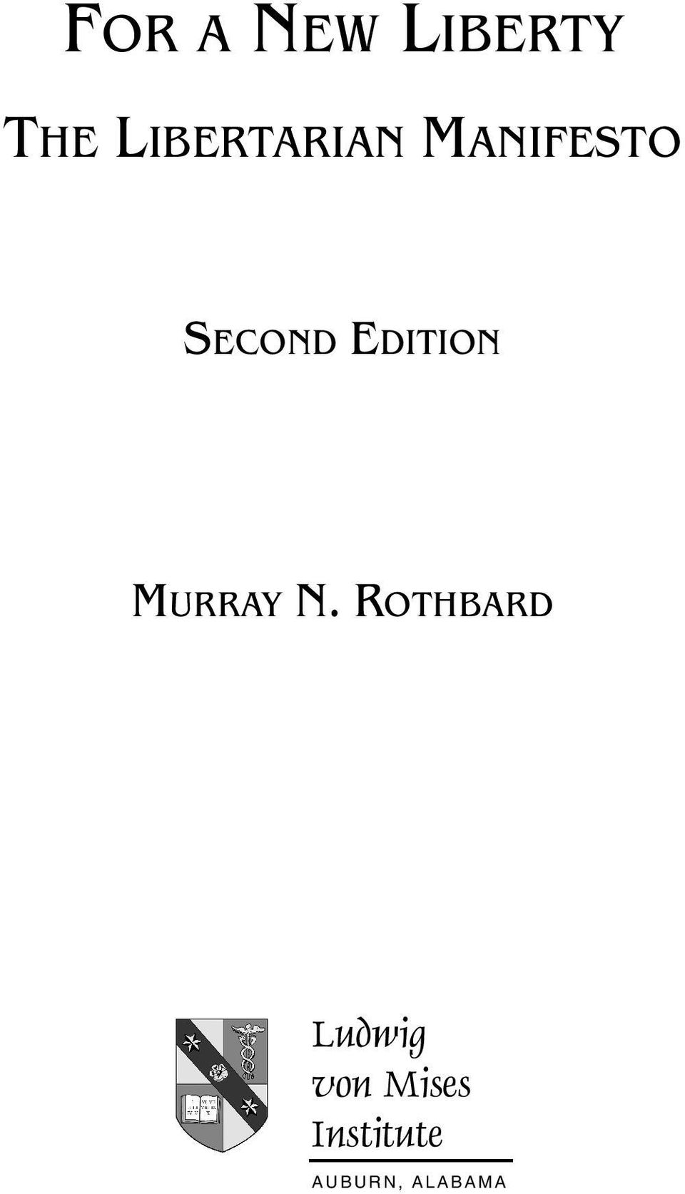 EDITION MURRAY N.